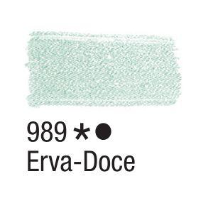 Tinta para tecido 37ml Acrilex 989 Erva Doce
