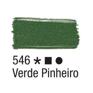 Tinta para tecido 37ml Acrilex 546 Verde Pinheiro