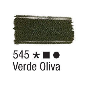 Tinta para tecido 37ml Acrilex 545 Verde Oliva
