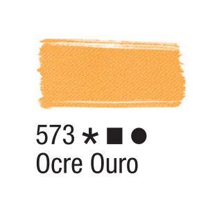 Tinta para tecido 37ml Acrilex 573 Ocre Ouro