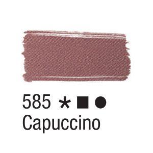 Tinta para tecido 37ml Acrilex 585 Capuccino