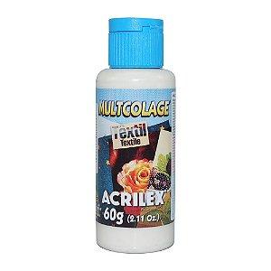 Multcolage Têxtil Acrilex 60g