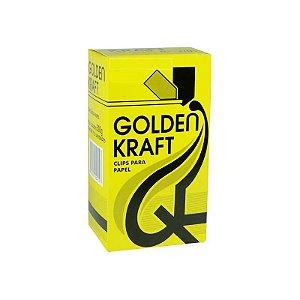 Clips para papel nº 8/0 Golden Kraft 25 unidades