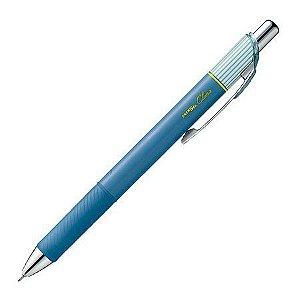Caneta Energel Clena 05 Pentel azul