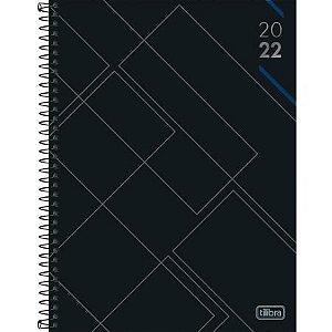 DUPLICADO - Agenda Costurada Diária 2022 12,3 X 16,6 cm Tilibra
