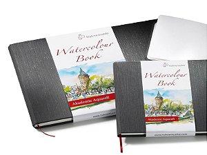 Sketchbook para Aquarela Watercolour Book 200 g/m² Hahnemuhle 30 folhas