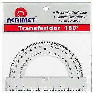Transferidor 180º Acrimet