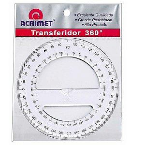 Transferidor 360º Acrimet