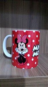 Caneca da Minnie