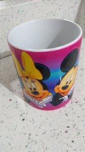 Caneca  Minnie e Mickey
