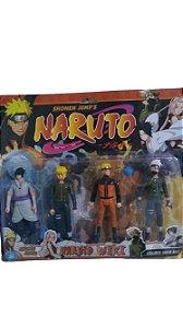 Coleção bonecos Naruto