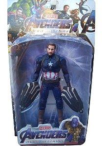 Capitão América da Coleção Avengers