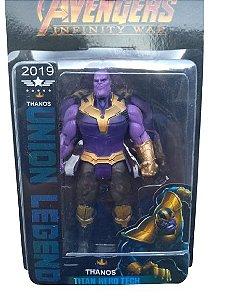 Thanos da Coleção Infinity War