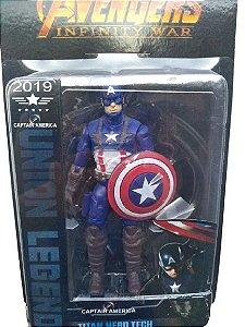 Capitão América da Coleção Infinity War