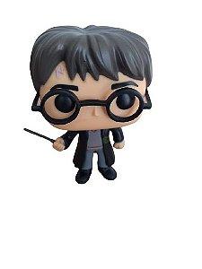 Harry Potter Funko Pop pronto para a mágica