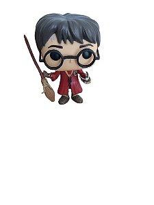 Harry Potter Funko Pop pronto para o Jogo