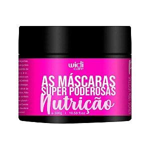 AS MASCARAS SUPER PODEROSAS NUTRICAO - WD