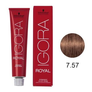 COLORACAO IGORA ROYAL 7-57 60G