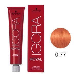 COLORACAO IGORA ROYAL 0-77 60G