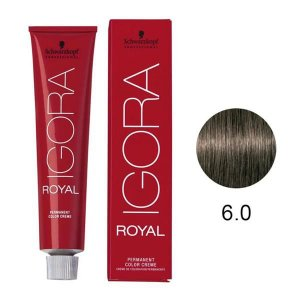 COLORACAO IGORA ROYAL 6-0 60G