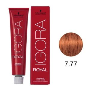 COLORACAO IGORA ROYAL 7-77 60G