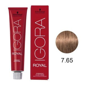 COLORACAO IGORA ROYAL 7-65 60G