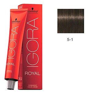 COLORACAO IGORAA ROYAL 5-1 60G