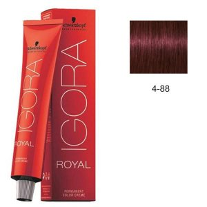 COLORACAO IGORA ROYAL 4-88 60G