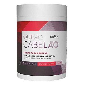 CREME DE PENTER QUERO CABELAO 1K GRIFFUS