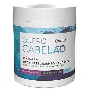 MASCARA QUERO CABELAO 500GR GRIFFUS