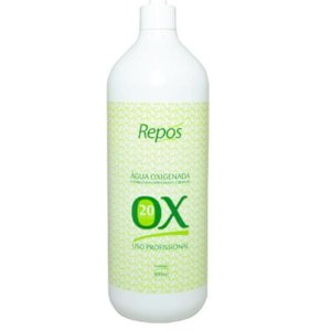AGUA OXIGENADA REPOS 20 VOL. 900 ML