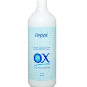 AGUA OXIGENADA REPOS 30 VOL. 900 ML