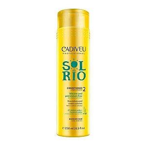CONDICIONADOR SOL RIO 250 ML