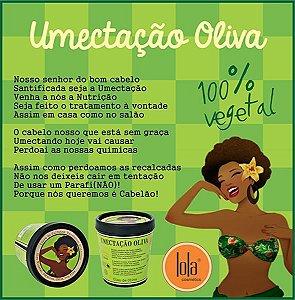 UMECTACAO OLIVA LOLA 200G