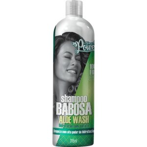 SHAMPOO BABOSA ALOE WASH SOUL POWER 315ML