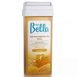 CERA ROLL-ON REFIL DEPIL BELLA MEL 100G
