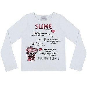 Blusa Infantil Cottom Slime - Momi