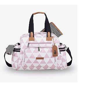Bolsa Termica Everyday Manhattan Rosa - Masterbag Baby