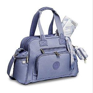Bolsa Maternidade Everyday Fauna Azul - Masterbag Baby