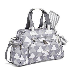 Bolsa Termica Everyday Nordica Cinza - Masterbag Baby