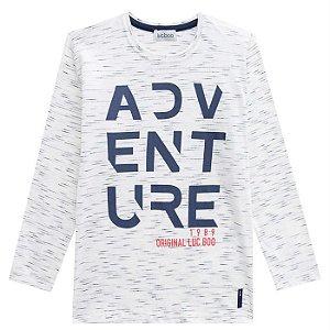 Camiseta Infantil Masculina Adventure - Luc.Boo