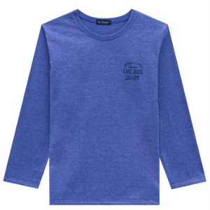 Camiseta Infantil Masculina Básica - Luc.Boo