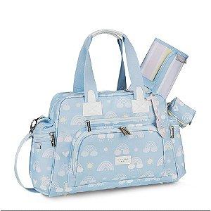 Bolsa Maternidade Everyday Arco-Íris - Masterbag Baby