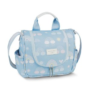 Frasqueira Maternidade Emy Arco-Íris - Masterbag Baby