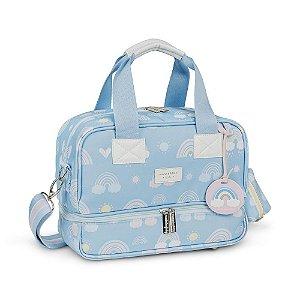Frasqueira Maternidade Térmica Vicky Arco-Íris - Masterbag Baby