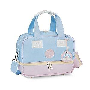 Frasqueira Maternidade Térmica Vicky Colors - Masterbag Baby