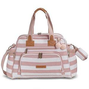 Bolsa Maternidade Everyday Brooklyn Rosa - Masterbag Baby