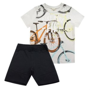 Conjunto Infantil Masculino Bike - Have Fun