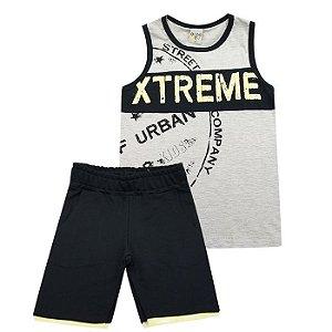 Conjunto Infantil Masculino Regata Xtreme  - Have Fun