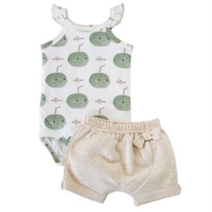 Conjunto Infantil Feminino Coquinho - Tilly Baby